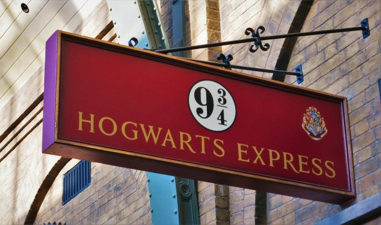 Hogwarts Express, Harry Potter